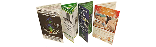 4 pasos para planificar un brochure