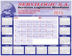 Calendario Centro de Escritorio