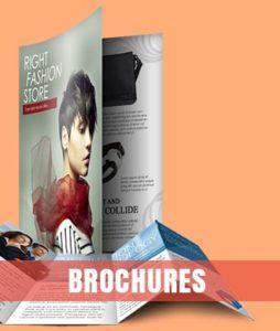 Brochures full color