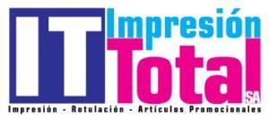 Logo Impresión Total S.A.